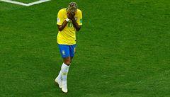 Brazílie - Švýcarsko 1:1. Favorit na úvod zklamal. Přišel o vedení, pak zahazoval šance
