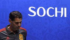 Ronaldo je skvělý, ale já bych ho za své hráče nevyměnil, řekl Hierro