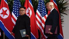 Kim Čong-un doufá, že summit s Trumpem přinese výsledky