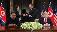 PETRÁČEK: Denuklearizace? Summit Trump–Kim v hlavní otázce jasno neudělal