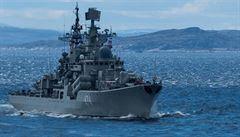 36 lodí, ponorky i pěchota. Rusové v tichosti chystají největší námořní cvičení za 10 let