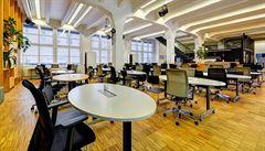 Kanceláře v éře home office. Zájem firem klesá, některé projekty v Praze měly neobsazenost až 95 procent