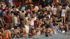 Indie čelí nejhorší vodní krizi v dějinách. Smrt hrozí milionům lidí, varují vládní experti