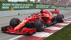 Drama pokračuje. Vettel ovládl závod v Kanadě a vrátil se do čela MS