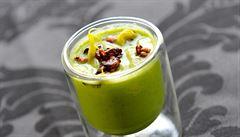 ŠÁDA: Hrášek, zelené dítě známé luštěniny. Zkuste studenou polévku
