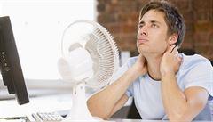 Klimatizace chladí, ale přenáší infekce a vysušuje sliznice