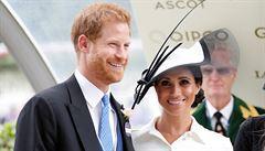 Vévodkyně Meghan je těhotná. Potomek prince Harryho má přijít na svět na jaře