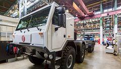 Úspěšné roky skončily. Tatra loni prodělala desítky milionů, tržby jí klesly skoro o dvě miliardy