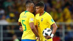 Brazilci další šok nepřipustili a po výhře nad Srbskem je čeká v osmifinále Mexiko