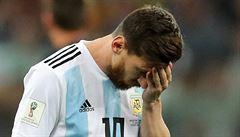 Jako když Češi zamkli Hadamczika v šatně. Messi a spol. povedou Argentince sami