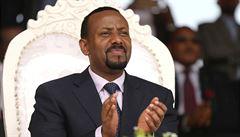 Etiopský premiér pohrozil, že navždy odřízne přístup k internetu. Svolávají se přes něj pučisté
