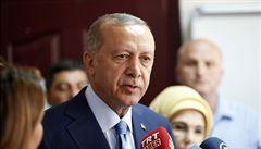 Erdogan: Izrael je ta nejfašističtější a nejrasističtější země