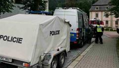 V hotelu na Rychnovsku byla nalezena trhavinu, pyrotechnik ji zneškodnil. Akce proběhla bez škod