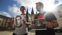 Proti jmenování vlády vyhlásili v Turnově hladovku. Z původních 15 lidí už je 50, další přibývají