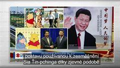 Si Ťin-pching jako Medvídek Pú? John Oliver vtipkoval o prezidentovi, po pár dnech už je HBO v Číně zakázané