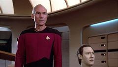 Velký návrat kapitána Picarda. Nový Star Trek v první ukázce sází na známou tvář