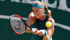Kvitová odstoupila z poslední přípravy na Wimbledon. Má problémy se stehenním svalem