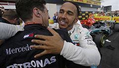 Hamilton vyhrál ve Francii a vrací se na špici seriálu F1