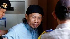 V Indonésii padl trest smrti pro islámského duchovního. Organizoval krvavé teroristické útoky