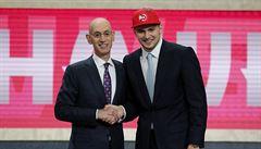 Draft NBA: Slovinský supertalent Dončič na třetím místě. Jedničkou je Ayton