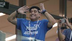 Messi není lídrem. Před utkáním se dvacetkrát sprchuje a hraje PlayStation, kritizuje Maradona