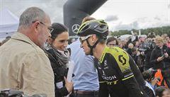 Desátá Tour pro Kreuzigera. Český cyklista figuruje v nominaci NTT, zapsal se historie