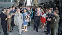 Generál Pavel končí v čele NATO. Vystřídá ho britský maršál Peach