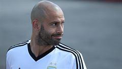 Rekordman Mascherano se rozloučil s reprezentací. Bude ho následovat také Messi?