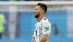 Messi chybí v argentinské nominaci. Znamená to jeho konec v reprezentaci?