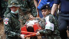 Chlapci z thajské jeskyně zhubli, ale jsou v dobrém stavu
