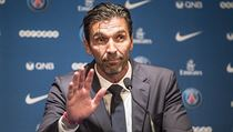 Gólman Paris St. Germain Gianluigi Buffon.