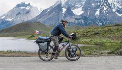 Zažít absolutní svobodu, objet na kole celý svět, ničeho se nebát a vše si užít