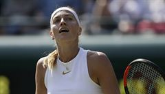 Kvitová překvapivě končí už v 1. kole Wimbledonu, dostala kanára. Veselý jde dál