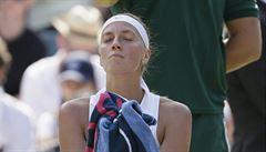 Nic moc od sebe tady nečekám, rameno ještě není v pořádku, mrzí před US Open Kvitovou