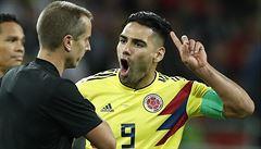 Dres od Ronalda nedostal, nyní poškodil Kolumbijce? 'Nepískal rovinu,' tvrdí Falcao