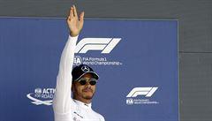 Můj dům, můj hrad. Hamilton ovládl počtvrté v řadě kvalifikaci v Silverstone