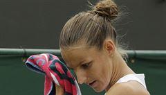 Obrovská škoda, rozhodl jediný gem, mrzelo Plíškovou, že si nezahraje finále Turnaje mistryň