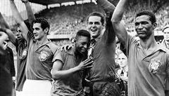ZPÁTKY DO HISTORIE - MS 1958: Zrodila se hvězda. Na brazilském nebi