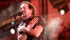 Pearl Jam odehráli svůj pátý koncert v České republice, do Prahy si je přišlo poslechnout 18 000 fanoušků