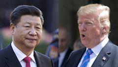 Obchodní válka začala. Čína zavedla odvetná cla na americký dovoz za stovky miliard