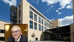 Bakala prodal nemovitosti v Karlíně realitnímu fondu Amundi CR, součástí je i Forum Karlín
