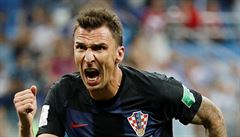 Chorvati postupují do čtvrtfinále. V penaltovém dramatu udolali Dány