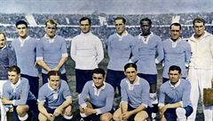 První zápas fotbalového mistrovství světa se hrál před 90 lety: Domácí suverén a netečná Evropa