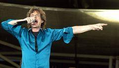 Rolling Stones si brousí zuby na festivaly. Chtějí hrát na Glastonbury