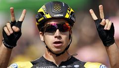Sagan tentokrát ve spurtu neuspěl. Sedmou etapu Tour vyhrál Nizozemec Groenewegen