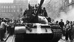 Vychází exkluzivní seriál Lidových novin o okupaci 1968. Čtěte neznámá fakta