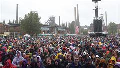 Čtvrtina prodejců na Colours of Ostrava porušila zákon. Někteří tím ale splatili dluhy