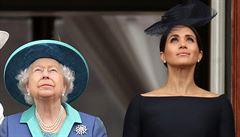 'Noční můra.' Kvůli vévodkyni Meghan bude královská rodina možná platit daně i v USA