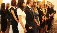 Zeman jmenoval 40 nových soudců. Novináře označil za vosy, které je třeba zaplácnout