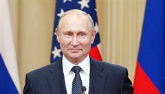 Putin ocenil profesionalitu rozvědky GRU, obviňovanou z útoku v Salisbury. Podle expertů šlo o zfušovanou akci